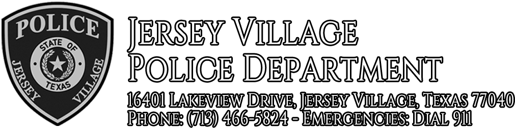 Jersey Village Police Department
